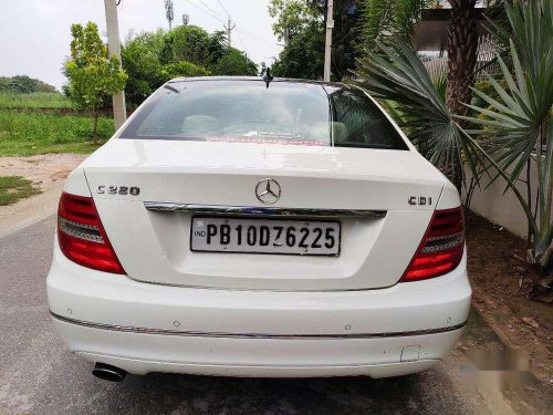 Used 2012 Mercedes Benz C-Class AT for sale in Ludhiana -6