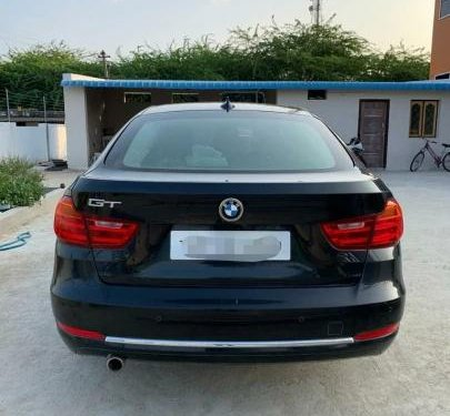 Used 2015 BMW 3 Series GT AT for sale in Hyderabad