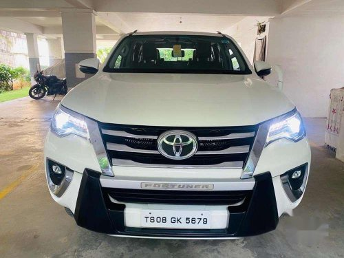 Used 2019 Toyota Fortuner AT for sale in Hyderabad -9