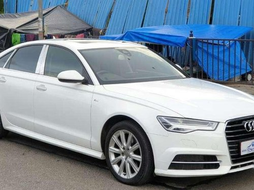 Audi A6 3.0 TDI quattro Premium Plus, 2017, AT in Mumbai