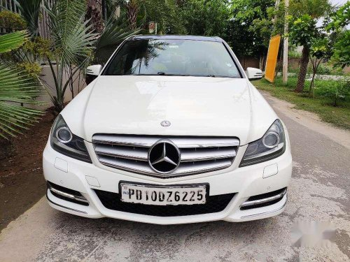 Used 2012 Mercedes Benz C-Class AT for sale in Ludhiana