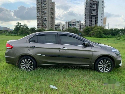 Used Maruti Suzuki Ciaz Alpha 2018 MT for sale in Kharghar -11