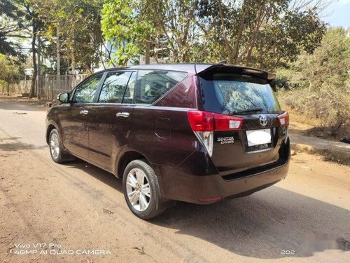 Used 2016 Toyota Innova Crysta 2.4 ZX MT in Bangalore