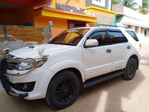 Toyota Fortuner 2.8 4X4 Manual, 2011, Diesel MT in Pudukkottai
