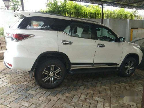 Used 2017 Toyota Fortuner AT for sale in Kolhapur