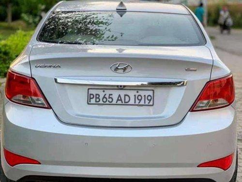 Used 2016 Hyundai Verna 1.6 CRDi SX MT for sale in Chandigarh