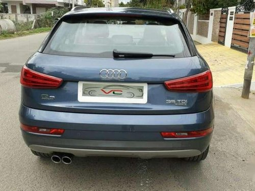 2018 Audi Q3 AT for sale in Pollachi