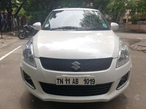 2017 Maruti Suzuki Swift ZXI MT for sale in Chennai