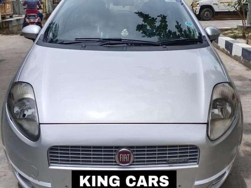 Used 2014 Fiat Punto MT for sale in Pondicherry