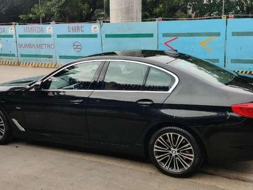 2017 BMW 5 Series AT for sale in Mumbai
