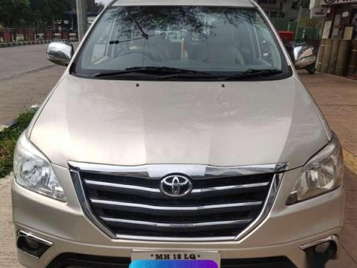 Used 2014 Toyota Innova MT for sale in Pune-10