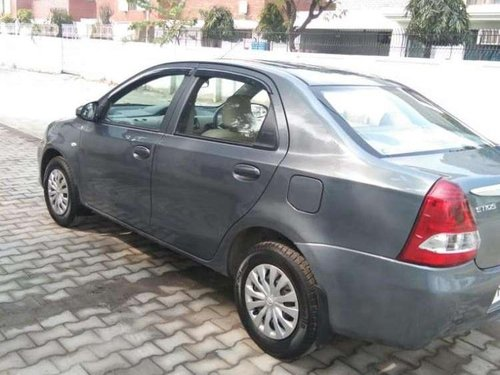 Toyota Etios GD SP, 2016, Diesel MT for sale in Yamunanagar