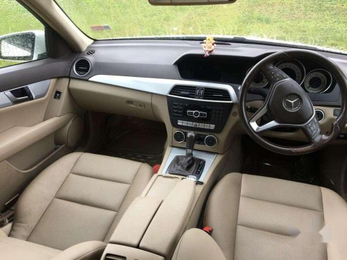Mercedes Benz C-Class C 220 CDI Avantgarde 2013 AT for sale in Pune