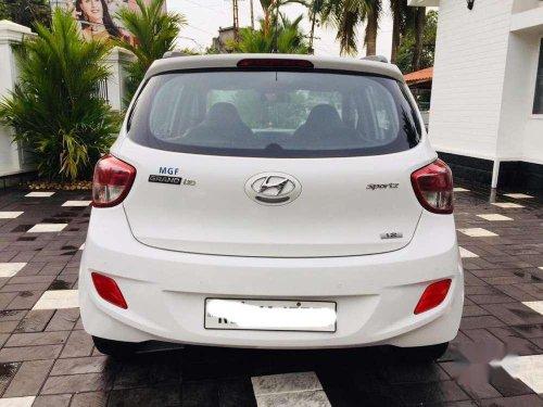 Used 2016 Hyundai Grand i10 Sportz MT for sale in Kottayam