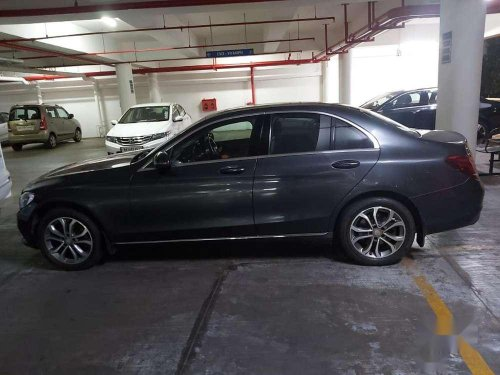 2016 Mercedes Benz C-Class AT for sale in Mumbai