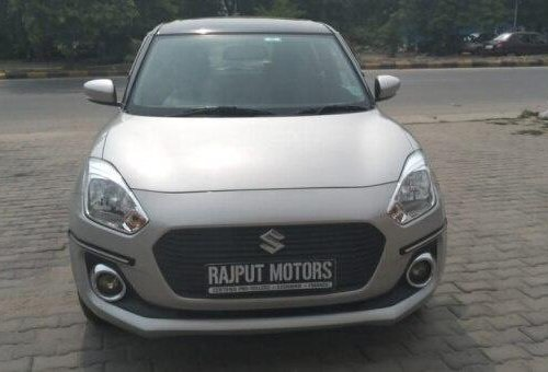 2018 Maruti Suzuki Swift AMT VXI AT for sale in Faridabad-8