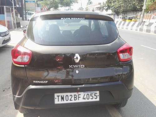 Renault KWID RXL 2016 MT for sale in Chennai