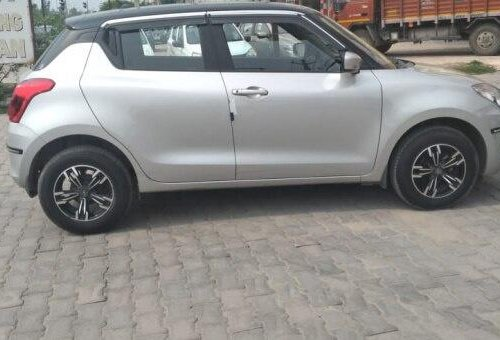 2018 Maruti Suzuki Swift AMT VXI AT for sale in Faridabad