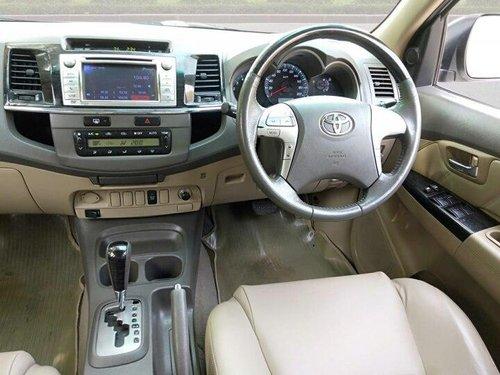 2012 Toyota Fortuner 3.0 Diesel MT for sale in New Delhi