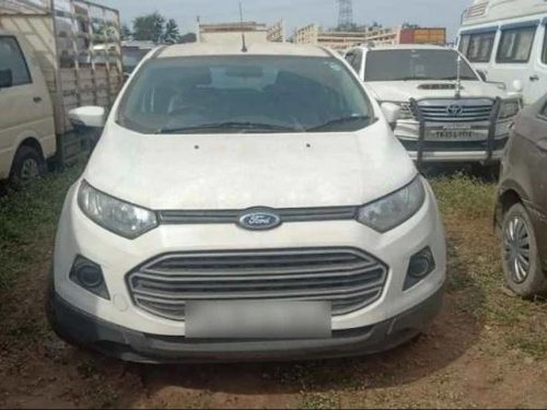 Used 2015 Ford EcoSport 1.5 DV5 MT Trend for sale in Chennai