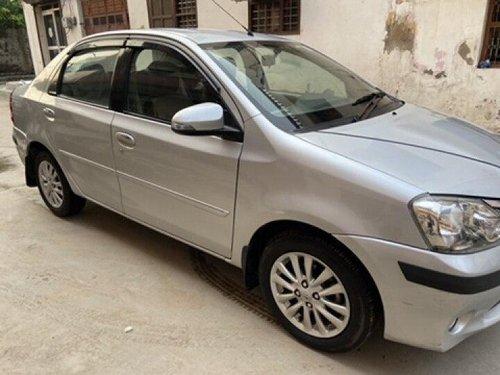 2015 Toyota Platinum Etios 1.4 VXD MT for sale in Gurgaon