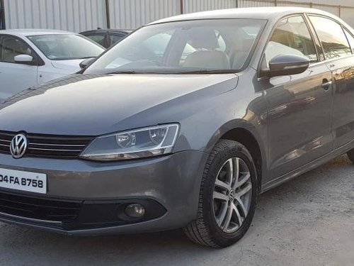 2012 Volkswagen Jetta 2013-2015 2.0L TDI Highline AT in Pune-16