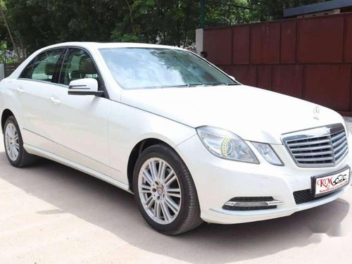 Mercedes-Benz E-Class E200, 2010, Diesel AT in Ahmedabad