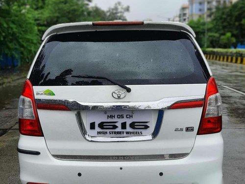 Toyota Innova 2.5 GX 8 STR 2014 MT for sale in Mumbai