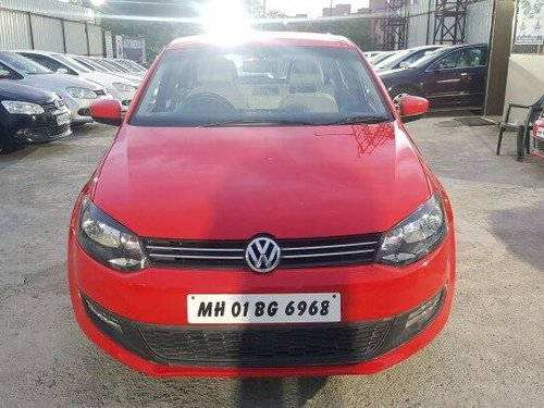 2013 Volkswagen Polo 1.2 MPI Highline MT for sale in Pune