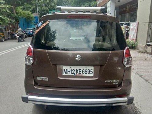 Maruti Ertiga VXI CNG 2013 MT for sale in Pune