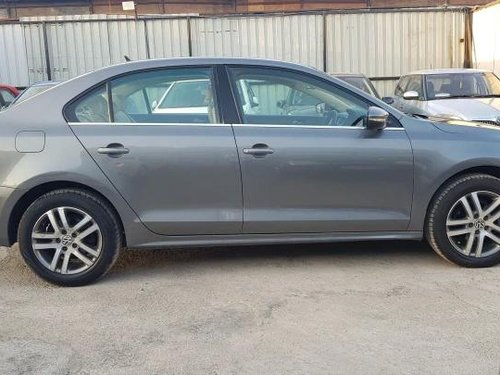 2012 Volkswagen Jetta 2013-2015 2.0L TDI Highline AT in Pune-11