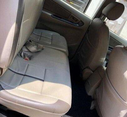 Used 2009 Toyota Innova 2.5 GX 8 STR MT in Chennai