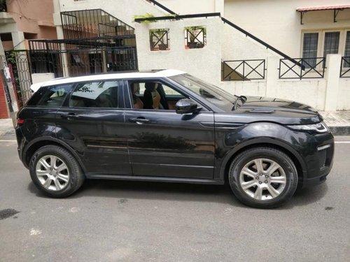 2016 Land Rover Range Rover Evoque AT in Bangalore