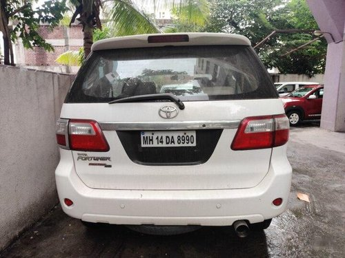 2011 Toyota Fortuner 2.8 4WD MT for sale in Pune