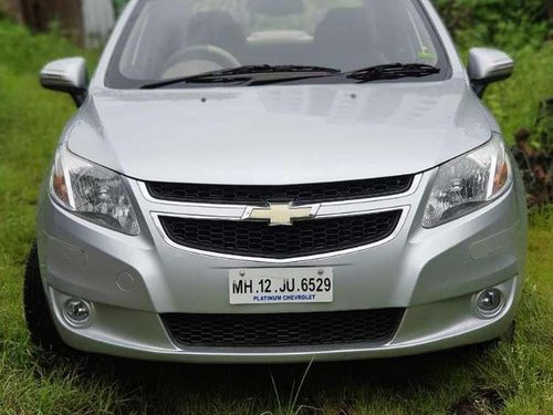Used 2013 Chevrolet Sail LT ABS MT for sale in Pune