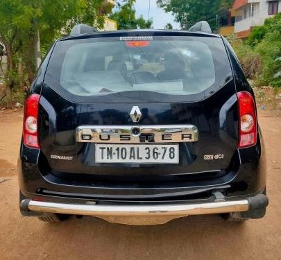 2013 Renault Duster 85PS Diesel RxL Optional MT in Chennai