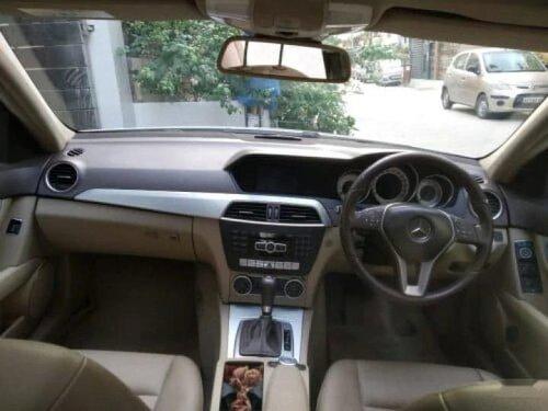 2015 Mercedes-Benz C-Class C 220 CDI Style AT in New Delhi