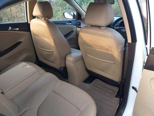 2011 Hyundai Verna SX CRDi AT for sale in Indore