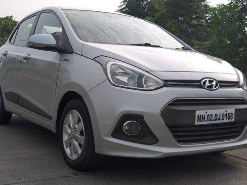 2014 Hyundai Xcent 1.2 VTVT SX MT for sale in Mumbai