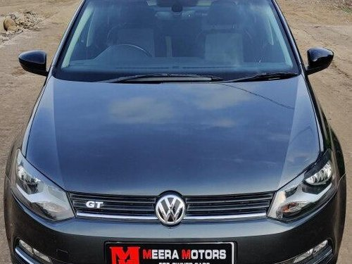 2016 Volkswagen Polo GT TSI AT for sale in Pune