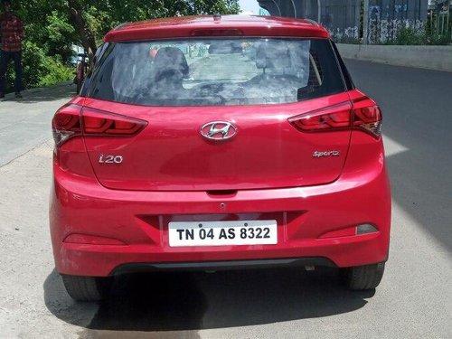 Hyundai i20 Sportz Option 2017 MT for sale in Chennai