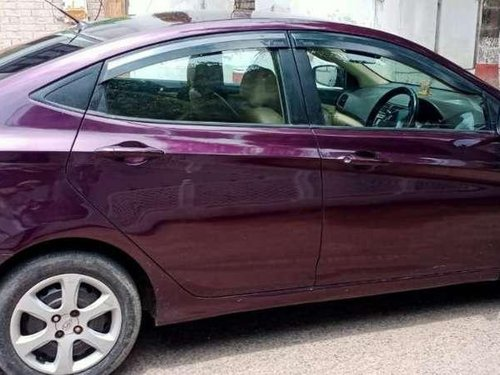 Hyundai Verna 1.4 CRDi 2012 MT for sale in Agra