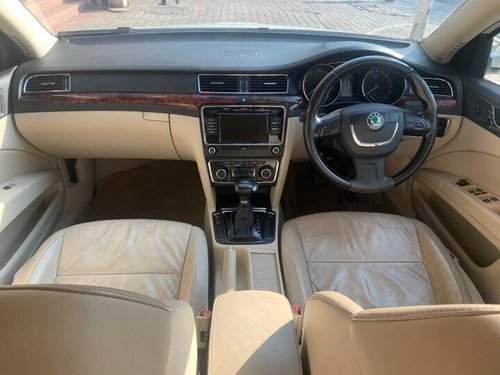 2011 Skoda Superb 2016-2020 1.8 TSI AT for sale in Pune