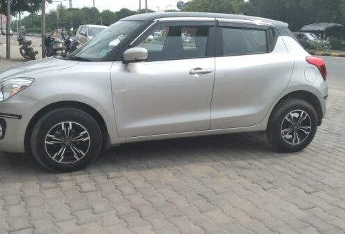 2018 Maruti Suzuki Swift AMT VXI AT for sale in Faridabad-7