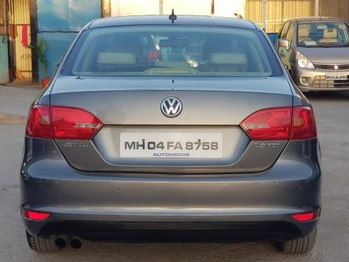 2012 Volkswagen Jetta 2013-2015 2.0L TDI Highline AT in Pune-12