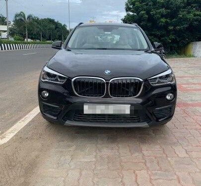 2017 BMW X1 sDrive20d AT for sale in Chennai
