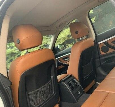 Used 2017 BMW 3 Series GT Luxury Line AT for sale in Chennai
