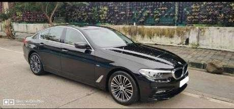 Used 2017 BMW 5 Series AT for sale in Mumbai