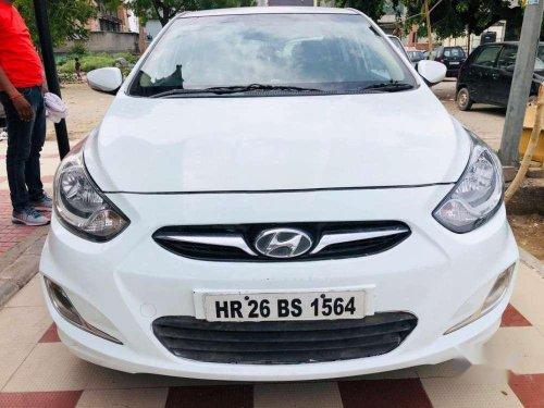 Hyundai Fluidic Verna 2012 MT for sale in Gurgaon