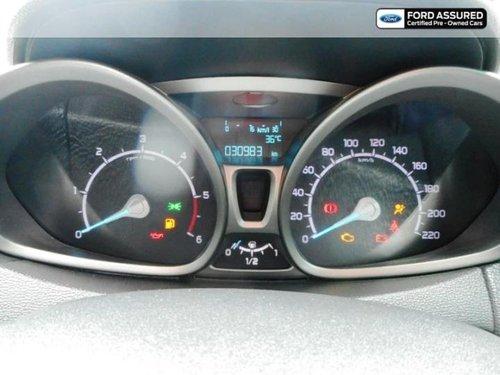 Ford EcoSport 1.5 Diesel Titanium 2017 MT for sale in Chennai